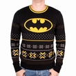 Batman Winter Pullover Logo Modell: T25810